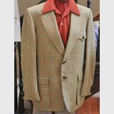 Men's Sports Jacket | Period: 1970s | Make: Tip Top | Material: Polyester and cotton