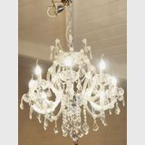 Maria Theresa Chandelier | Period: c1970s | Material: Crystal