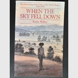 Book- When the Sky Fell Down | Period: 1979 | Make: Keith Willey | Material: Library Softcover