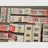 Sets Collector Cards   Period: c1960-80s   Material: Card