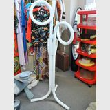 Towel Rail- Coat Rack | Period: Retro c1980s | Material: Plastic