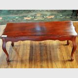 Coffee Table | Period: Retro c1960s | Material: Cedar