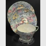 Shelley Melody Trio | Period: c1950s | Make: Shelley | Material: Porcelain