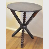 Gypsy Table | Period: Victorian c1890 | Material: Pine Top