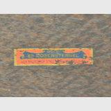 Rosenstengel Nest of Tables | Period: c1935 | Make: Rosenstengel | Material: Silky Oak | Ed Rosenstengel Brunswich Street Valley Brisbane, Red paper label under each piece.