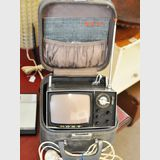 Micro Portable TV | Period: c1960s | Make: Sony | Material: Metals & plastic