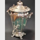 Samovar | Period: c1880s | Material: Silver Plate