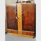 LowBoy- Glory Box | Period: Art Deco c1940s | Material: Pine & veneer