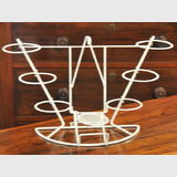 21pce Teaset Stand | Period: New | Material: Epoxy powder coated steel | Display stand for teaset
