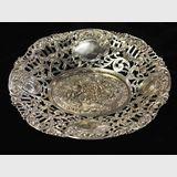 BonBon Dish | Period: 1937 | Material: .800 silver