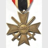 German War Merit Cross | Period: WW2- 1939-45
