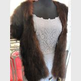 Fur Stoal | Period: c1960s | Material: Fox fur