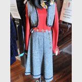 Bolero Jacket & Skirt | Period: c1970s | Material: Wool