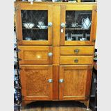 Kitchen Dresser | Period: c1950s | Material: Tasmanian Oak