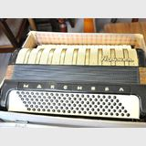 Piano Accordian | Period: c1950s | Make: Hohner Marchesa
