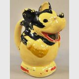 Mickey Mouse Jug | Period: c1929 | Material: Porcelain