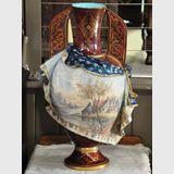 Vase | Period: c1900s | Material: Porcelain