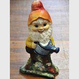 Garden Gnome | Period: c1950s | Material: Concrete