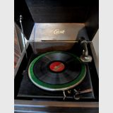 Gramophone | Period: c1920 | Make: Edison