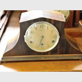 Westminster Mantle Clock | Period: 1920's | Make: Wilson & Wilson | Material: Timber