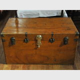 Camphorwood Trunk | Period: c1900 | Material: Camphorwood