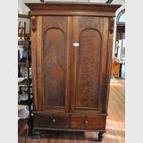 Cedar Wardrobe | Period: Victorian c1870 | Material: Cedar