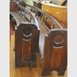 Pews | Period: Victorian c1900 | Material: Maple