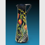 Moorcroft Anzac Centenary jug | Period: Contemporary | Make: Moorcroft | Material: Pottery | Moorcroft Anzac Legend Ltd Ed jug JU3