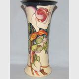 Moorcroft Elizabeth vase | Period: Contemporary | Make: Moorcroft | Material: Pottery | Moorcroft Elizabeth vase 159/10