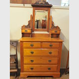 Dressing Table - Duchess   Period: Edwardian c1910   Material: Pine