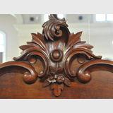 Historic Cedar Chiffonier | Period: Victorian c1880 | Make: Handmade | Material: Cedar