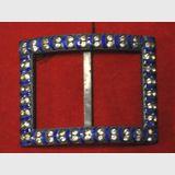 Georgian Steel Buckle | Period: Georgian c 1800 | Material: Steel