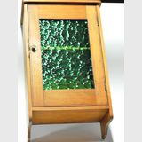Medicine Cabinet | Period: Federation c1910 | Material: Hoop Pine