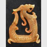 Carved Jade Figurine | Period: Vintage | Material: Jade