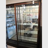 Shop Display Cabinet/  Showcase | Period: c1915 | Material: Silky Oak