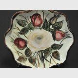 Daisy Ware Australia Cabinet Plates | Period: 1962-67 | Make: Irene Daisy Lucas- Daisy Ware. | Material: Pottery