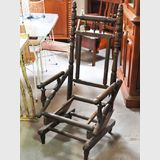 Dexter Platform Rocker | Period: c1890 | Material: Timber