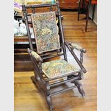 Platform Rocker | Period: c1910s | Material: Timber
