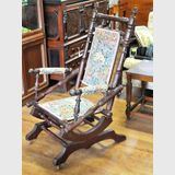 Platform Rocker | Period: c1910 | Material: Timber