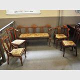 Parlour Suite   Period: Art Nouveau 1900   Material: Maple