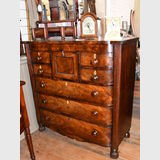 Chest of Drawers | Period: Regency c1830 | Material: Mahogany