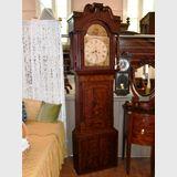 Long Case Clock | Period: Victorian c1850 | Material: Mahogany