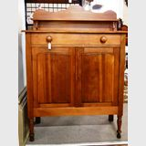 Colonial Meat Safe | Period: Victorian c1900 | Material: Pine