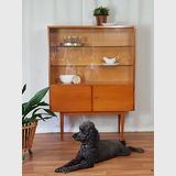 Display Cabinet | Period: c1960s | Material: Timber & glass