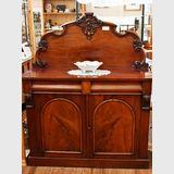 Mahogany Chiffionier Sideboard | Period: Victorian c1860 | Material: Mahogany