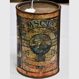 Golden Syrup Tin | Period: c1930 | Make: Golden Syrup | Material: Tin Plate