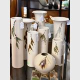Coolangatta Pottery Vases | Period: 1990s | Make: Coolangatta Pottery | Material: Pottery