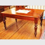 Cedar Dining Table | Period: Victorian | Material: Cedar