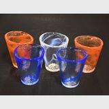 Kosta Boda Tumblers | Period: c1990s | Make: Kosta Boda | Material: Glass