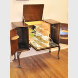 Jarvi Cocktail Cabinet | Period: c1950 | Make: Jarvi | Material: Walnut